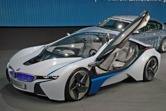 BMW i8 Vision Efficientdynamics prototype WIP using Autodesk Maya 01-bmw-vision-efficientdynamics-live