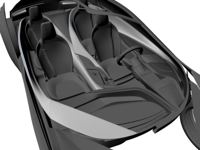 BMW i8 Vision Efficientdynamics prototype WIP using Autodesk Maya 68357_499596320064578_707286762_n