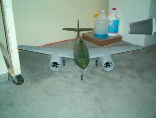GWS Me262
