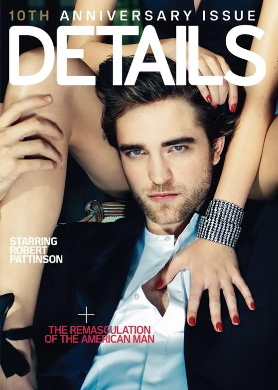 Robert Pattinson: Tema Principal - Página 5 Cover