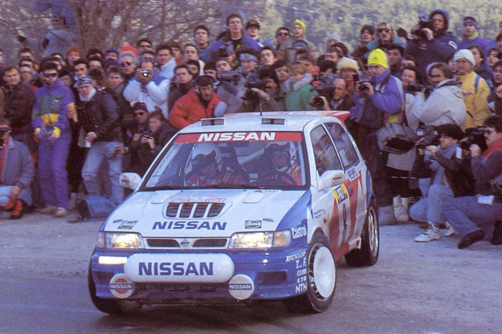 Rally style       - Page 4 1992MonteCarloRallyNissanSunnyGTi-R_zps3d56c39c