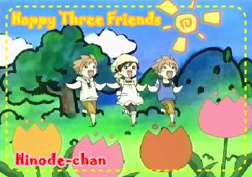 Ouran Koukou Host Club Happyfrineds