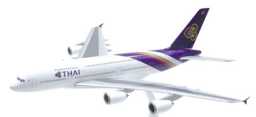 Vand machete avioane civile (multe raritati) - Pagina 2 A380Thai