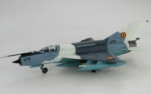 Vand machete avioane civile (multe raritati) - Pagina 2 Mig21Roaf