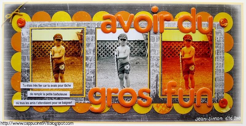 14 avril : Avoir du gros fun (6X12) 33-Avoirdugrosfun