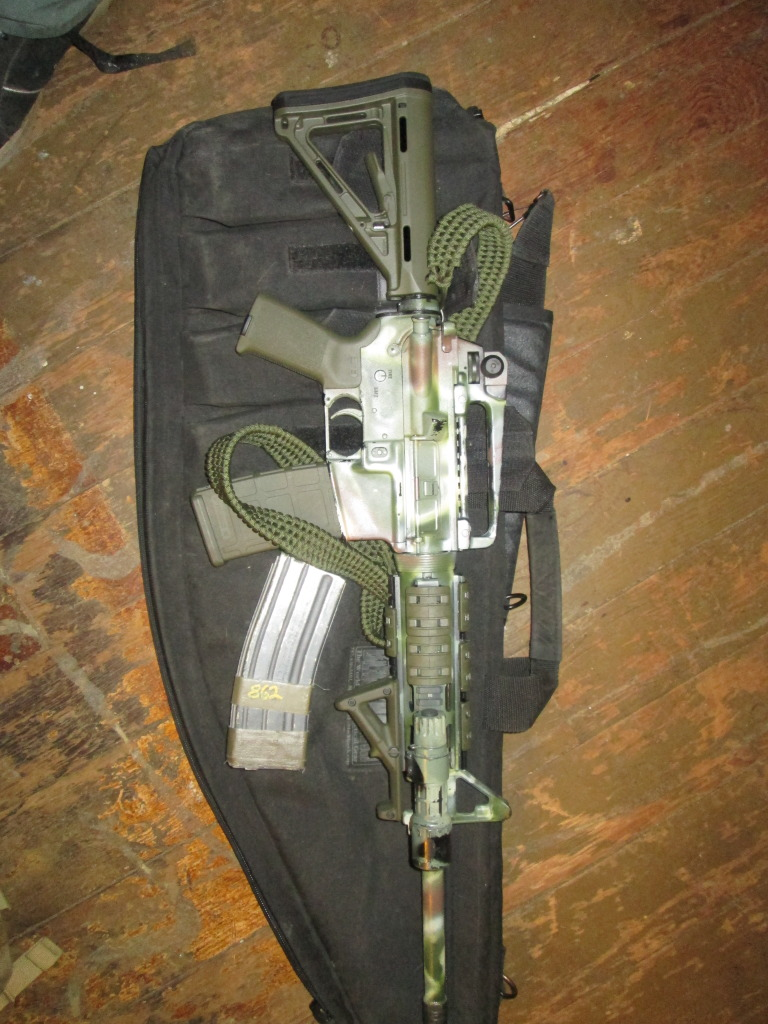 New Forum Member and victim of BRS (Black Rifle Syndrome) IMG_0009