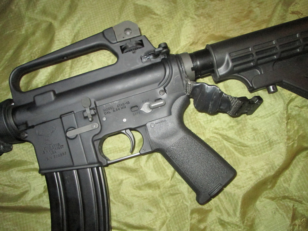 New Forum Member and victim of BRS (Black Rifle Syndrome) IMG_0011