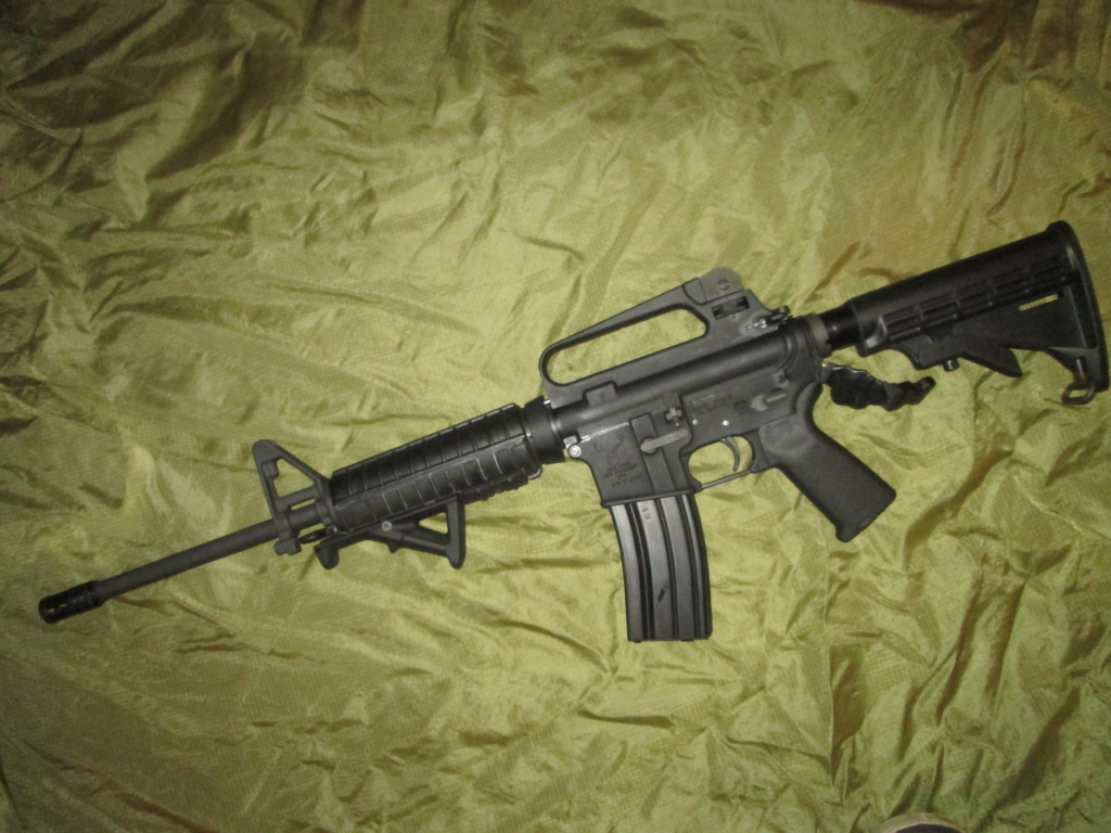 New Forum Member and victim of BRS (Black Rifle Syndrome) IMG_0012
