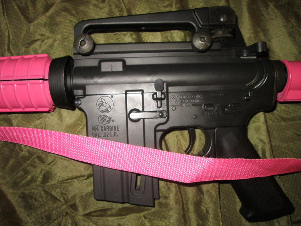 New Forum Member and victim of BRS (Black Rifle Syndrome) IMG_0014