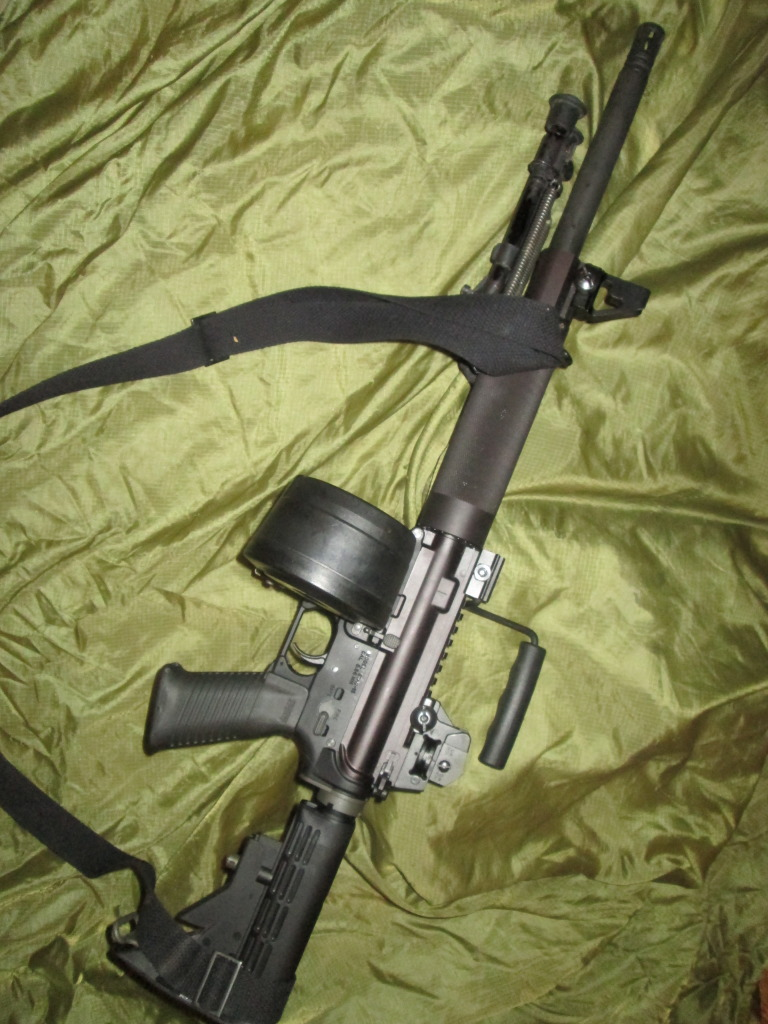 New Forum Member and victim of BRS (Black Rifle Syndrome) IMG_0016