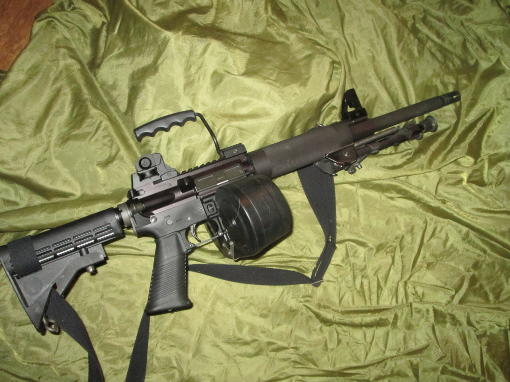 New Forum Member and victim of BRS (Black Rifle Syndrome) IMG_0017
