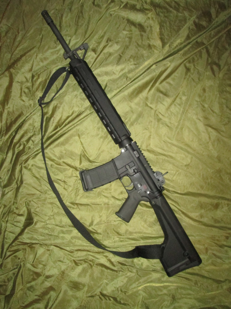 New Forum Member and victim of BRS (Black Rifle Syndrome) IMG_0021