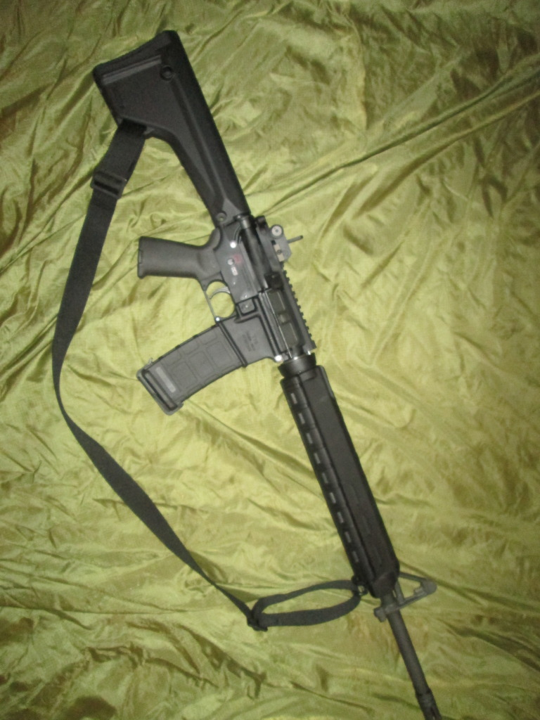 New Forum Member and victim of BRS (Black Rifle Syndrome) IMG_0024
