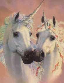 Unicornios y Pegasos. Unicornio10