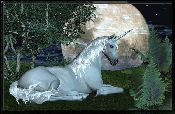 Unicornios y Pegasos. Unicornio103