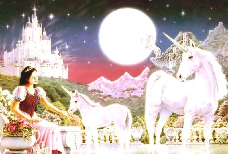 Unicornios y Pegasos. Unicornio108