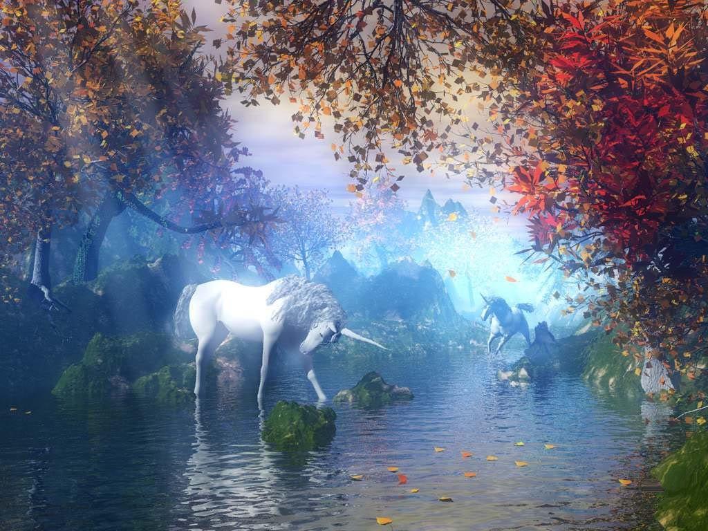 Unicornios y Pegasos. Unicornio116