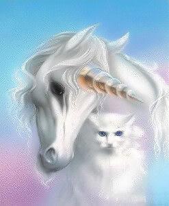Unicornios y Pegasos. Unicornio13