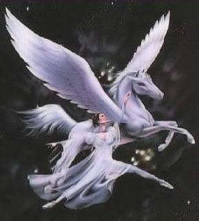 Unicornios y Pegasos. Unicornio19