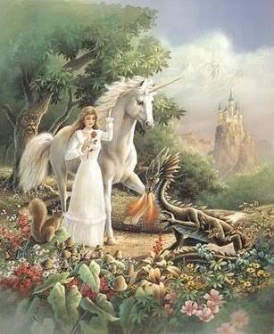 Unicornios y Pegasos. Unicornio22