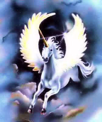 Unicornios y Pegasos. Unicornio28