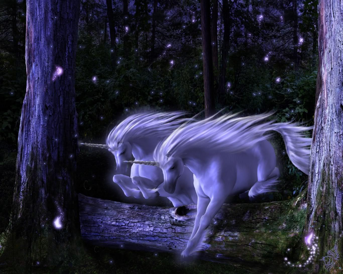 Unicornios y Pegasos. Unicornio3