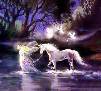 Unicornios y Pegasos. Unicornio32