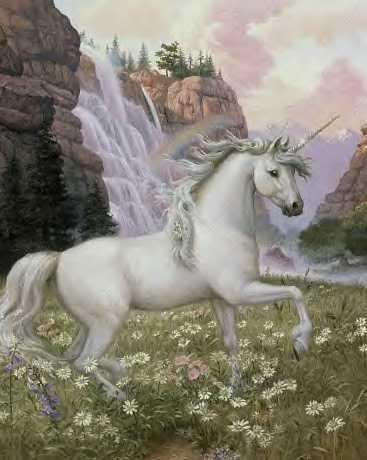 Unicornios y Pegasos. Unicornio38