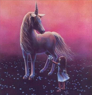 Unicornios y Pegasos. Unicornio44