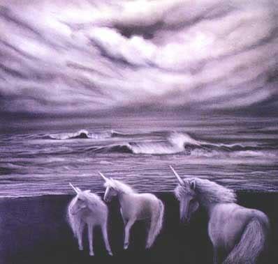 Unicornios y Pegasos. Unicornio45