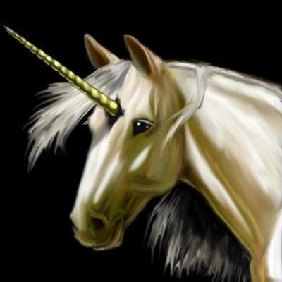 Unicornios y Pegasos. Unicornio46
