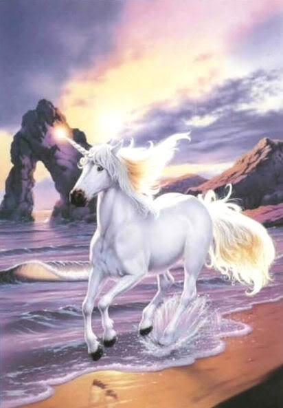 Unicornios y Pegasos. Unicornio54