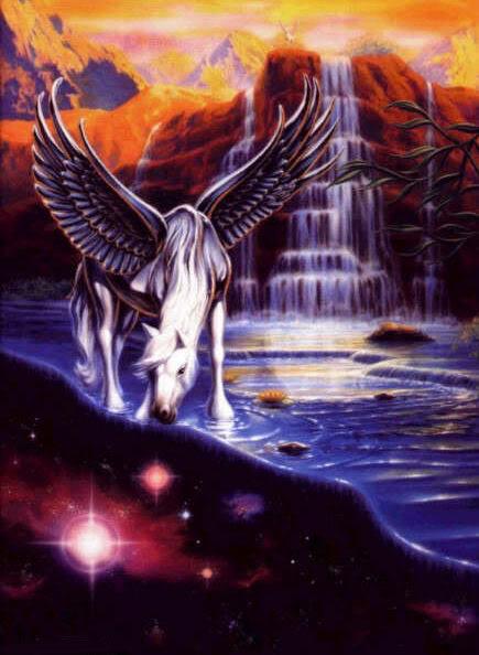 Unicornios y Pegasos. Unicornio63