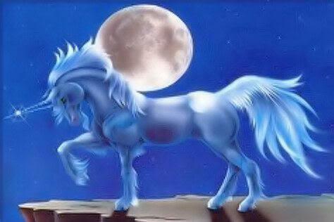 Unicornios y Pegasos. Unicornio71