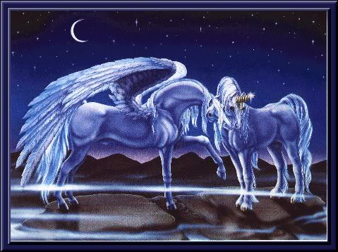 Unicornios y Pegasos. Unicornio73