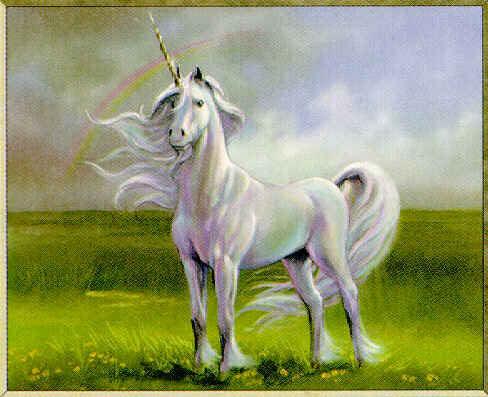 Unicornios y Pegasos. Unicornio78