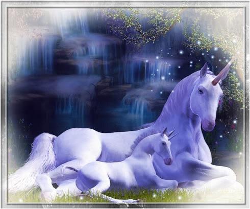 Unicornios y Pegasos. Unicornio80