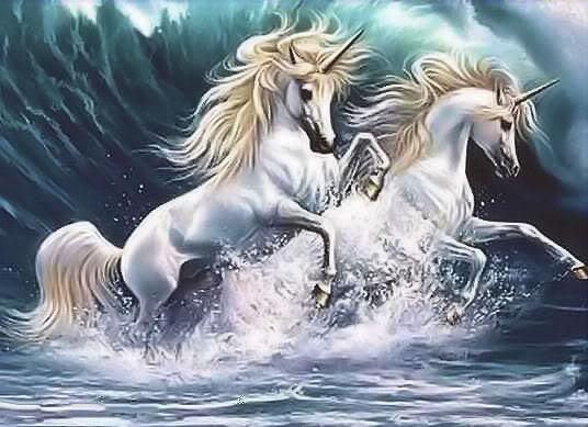 Unicornios y Pegasos. Unicornio95