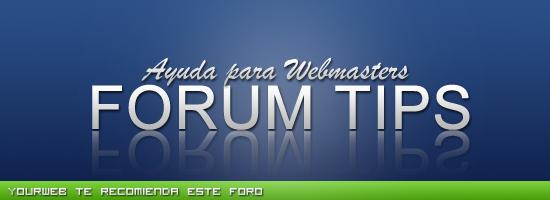 YourWeb! Forum - Portal FTpublicidad
