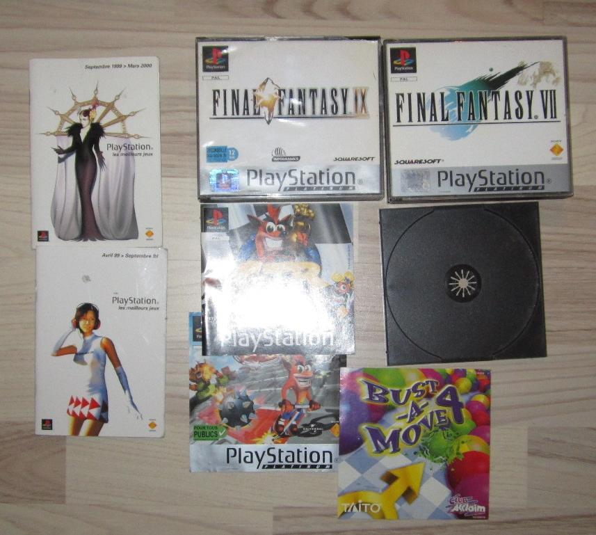 [RECH][Ech] notice Super Nintendo Megadrive NES G&W GAME gear MAJ 2014 IMG_4405