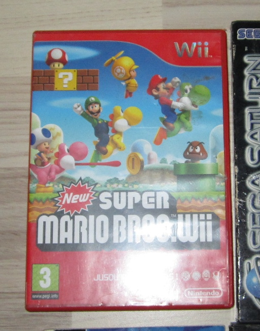 [RECH][Ech] notice Super Nintendo Megadrive NES G&W GAME gear MAJ 2014 IMG_4460