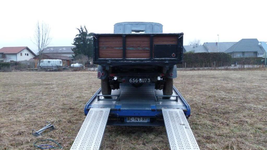Rosalie 11U plateau ridelles P1000097