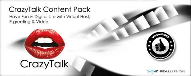 Crazy Talk 6 Pro كامل + جميع الستايلات والإضافات Crazy5