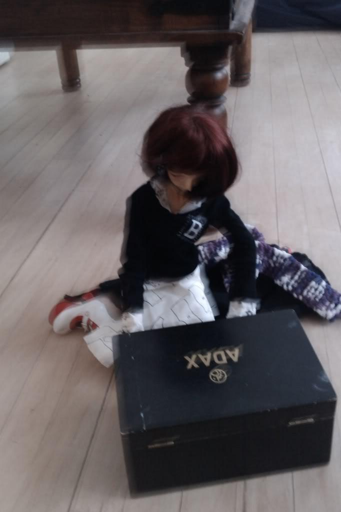 Uhhh en hemmelig kasse.. IMAG0052