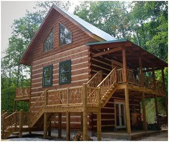 Log Cabins Adohi_Log_cabin