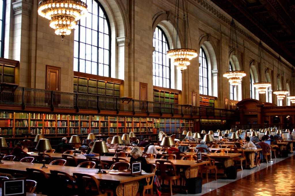 Welcome to the Library New-york-public-library5