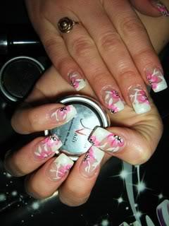 Unghiute realizate cu produse Tiger Nails! IMG_4665