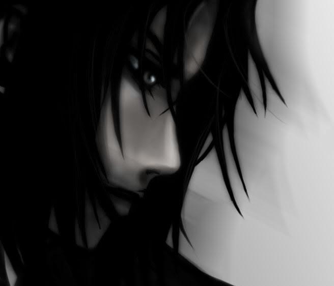 "Lelouch "" L "" Kaguya Hoshigaki DarkAnimeGuyWallpaper"