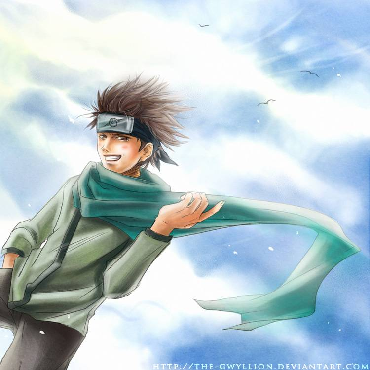 ♠ Hayate Mamoru ♠ Naruto___Konohamaru_by_The_Gwyllion_zpsa06ec404