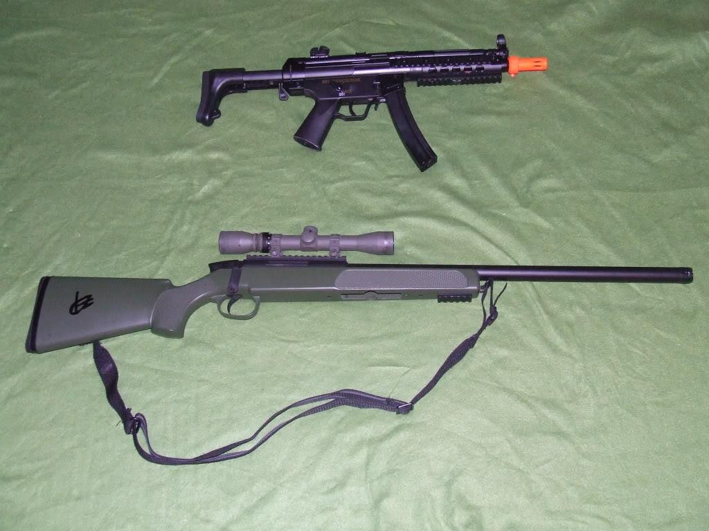 Personal Gear and Guns... DSCF4513